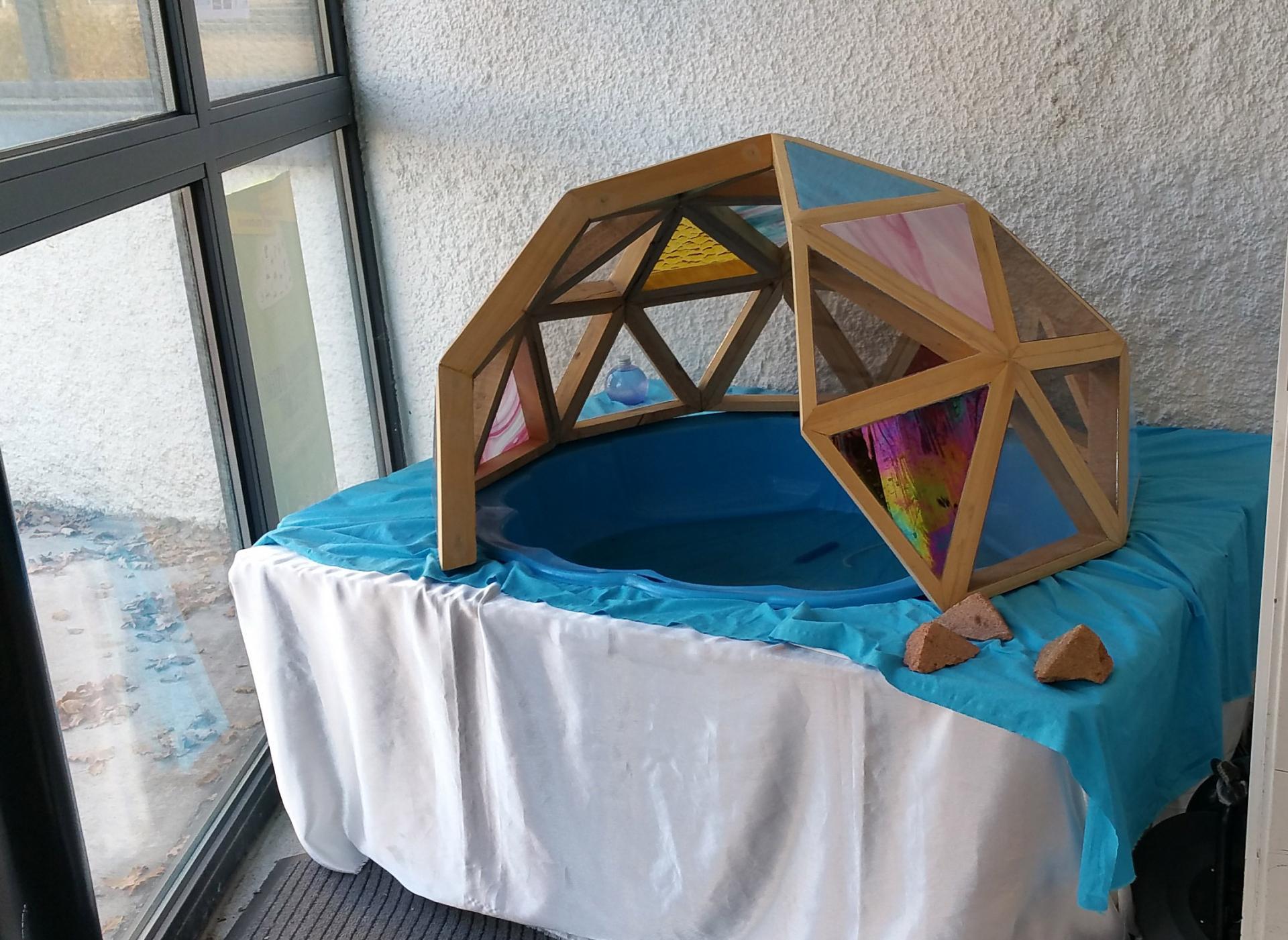 Le Dôme géodésique