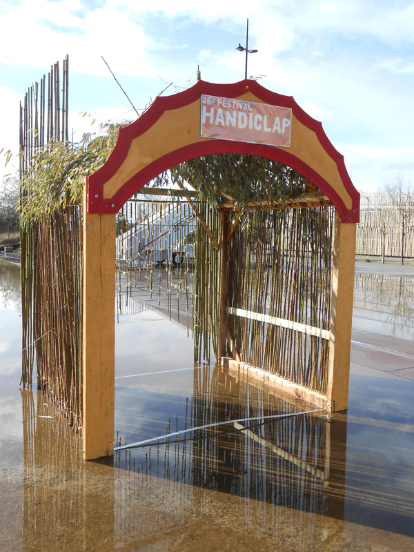 Porte du Festival