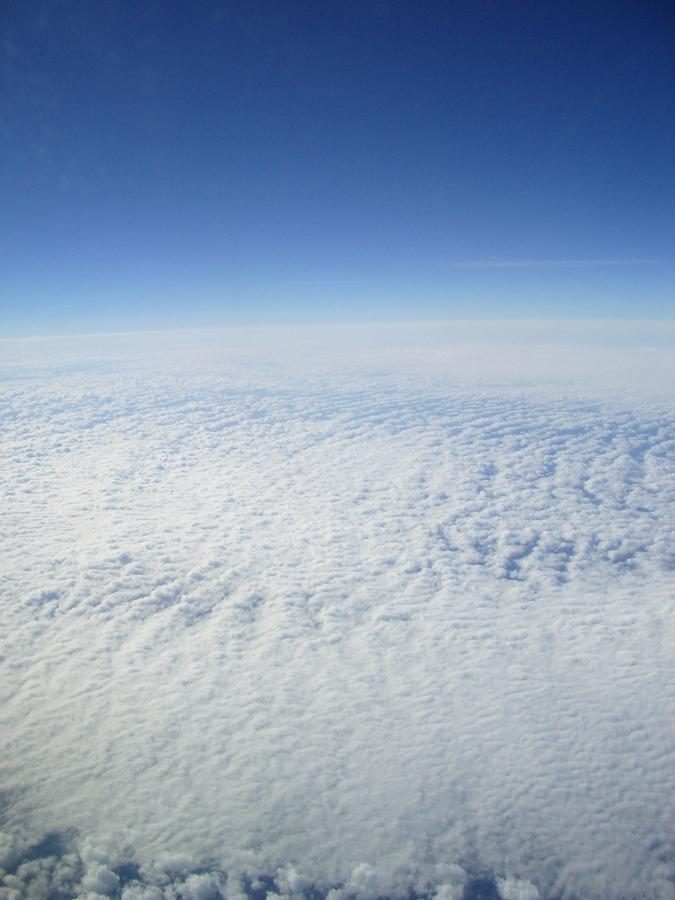 Ciel vu de l'Espace