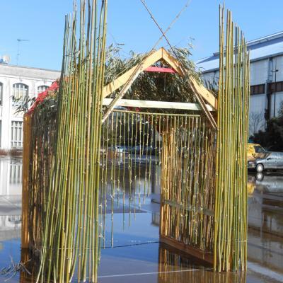 Porte du Festival (rideau)